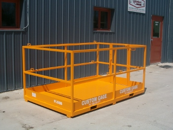 Forklift Work Platforms