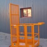 Forklift platform, Forklift cage, work cage