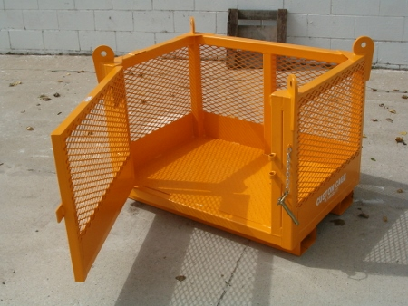 material basket / cage