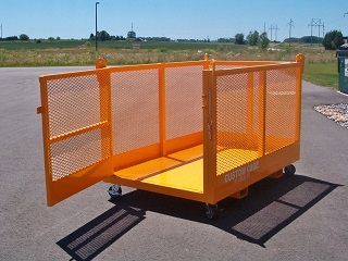 Material Handling Cages