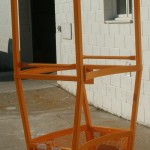Custom Built, Custom Designed Man Basket, Crane Suspended Personnel Cage.