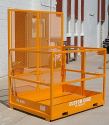 FL-455 Custom Cage Forklift Work Platform / Manbasket / Man Basket