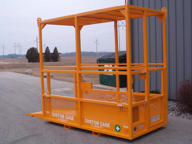 Rescue Platform Man Basket